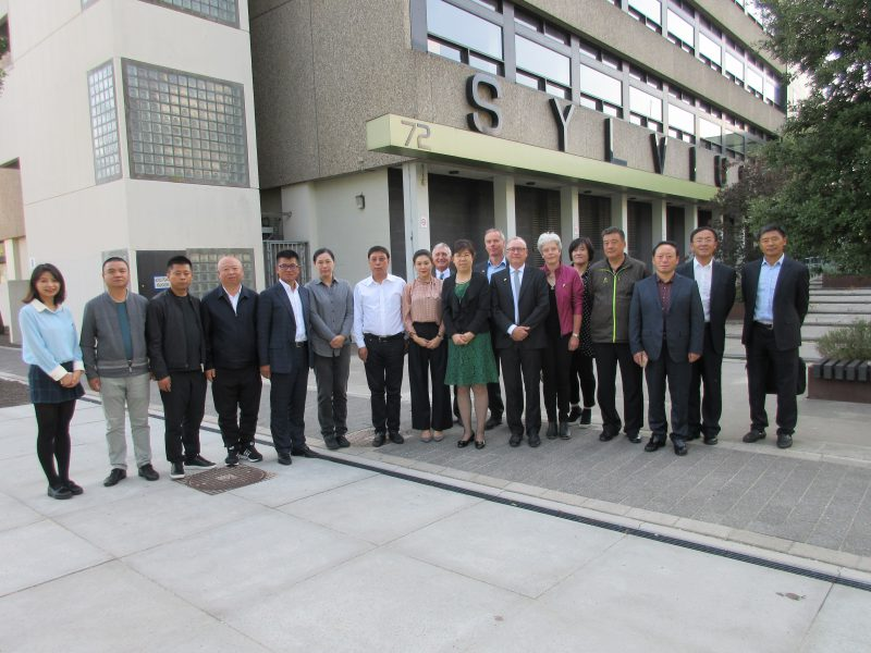 Trade Mission from China visits Fytagoras